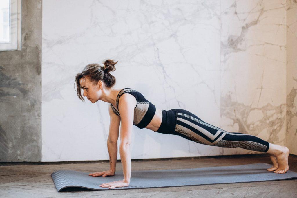 yoga abs exercises