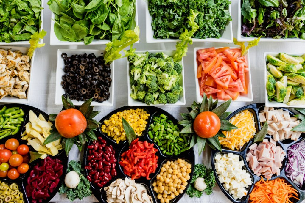 Plant based diet breakfast